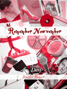 Remember Newvember by Jennifer Bogart - cover#2