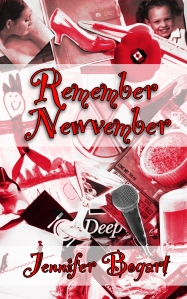 Remember Newvember by Jennifer Bogart book cover